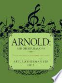 Libro de Arnold: Seis Oberturas, Op. 8