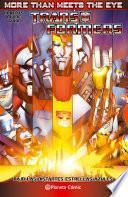 Libro de Transformers More Than Meets The Eye