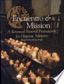 Libro de Encuentro & Mission