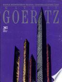 Libro de Conversaciones Con Mathias Goeritz