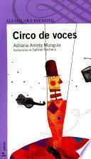 Libro de Circo De Voces
