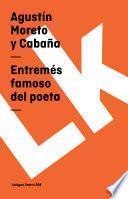 Libro de Entremés Famoso Del Poeta