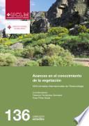 Libro de Avances En El Conocimiento De La Vegetación.
