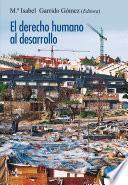 Libro de El Derecho Humano Al Desarrollo