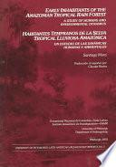 Libro de Early Inhabitants Of The Amazonian Tropical Rain Forest