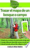 Libro de Trazar El Mapa De Un Bosque O Campo