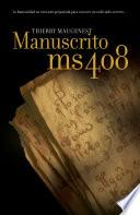 Libro de Manuscrito Ms 408