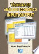 Libro de Técnicas De Análisis Económico Input Output