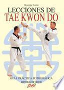 Libro de Lecciones De Tae Kwon Do