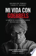 Libro de Mi Vida Con Goebbels