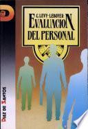 Libro de Evaluación Del Personal