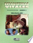 Libro de Estadísticas Vitales. Michoacán. Cuaderno Número 2
