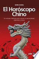 Libro de El Horóscopo Chino