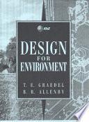 Libro de Design For Environment
