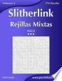 Libro de Slitherlink Rejillas Mixtas   Difícil   Volumen 4   276 Puzzles