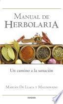 Libro de Manual De Herbolaria