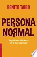 Libro de Persona Normal