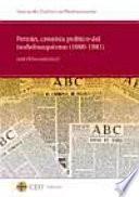 Libro de Pemán, Cronista Político Del Tardofranquismo (1960 1981)