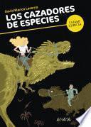 Libro de Los Cazadores De Especies