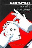 Libro de Matemáticas Para Todos