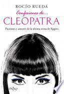 Libro de Confesiones De… Cleopatra