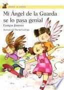 Libro de Mi Ángel De La Guarda Se Lo Pasa Genial