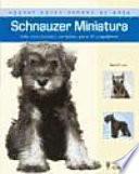 Libro de Schnauzer Miniatura