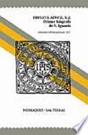 Libro de Diego Laínez, S.j.