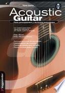 Libro de Acoustic Guitar, Spanish Edt