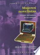 Libro de Mujeres Novelistas
