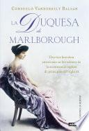 Libro de La Duquesa De Marlborough