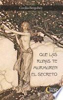Libro de Que Las Runas Te Murmuren El Secreto