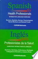 Libro de Inglés Para Profesionistas De La Salud