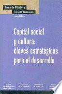 Libro de Capital Social Y Cultura