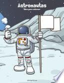 Libro de Astronautas Libro Para Colorear 1