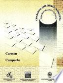 Libro de Carmen Estado De Campeche. Cuaderno Estadístico Municipal 2000