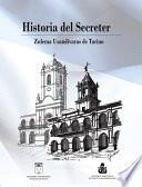 Libro de Historia Del Secreter