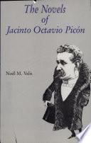 Libro de The Novels Of Jacinto Octavio Picón