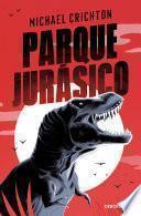 Libro de Parque Jurásico (jurassic Park)