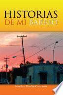 Libro de Historias De Mi Barrio