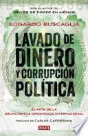 Libro de Lavado De Dinero Y Corrupción Política