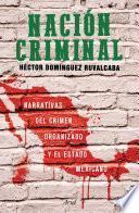 Libro de Nación Criminal
