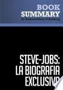 Libro de Resumen: Steve Jobs: La Biografía Exclusiva   Walter Isaacson