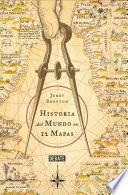 Libro de Historia Del Mundo En 12 Mapas