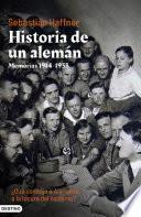 Libro de Historia De Un Alemán