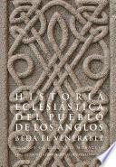 Libro de Historia Eclesiástica Del Pueblo De Los Anglos
