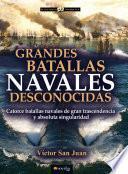 Libro de Grandes Batallas Navales Desconocidas