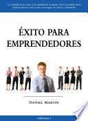 Libro de Éxito Para Emprendedores