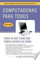 Libro de Computadoras Para Todos
