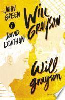 Libro de Will Grayson, Will Grayson